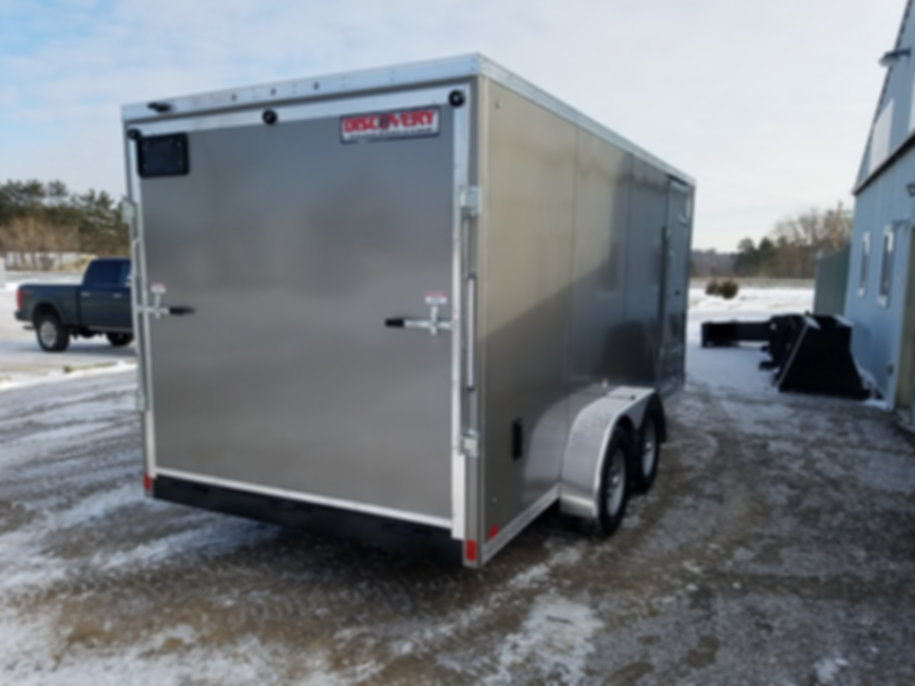 2020 Discovery Rover SE Enclosed Trailers (Steel) ​
