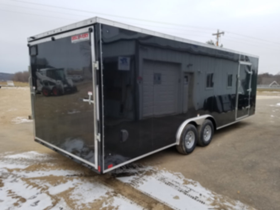 2020 Discovery Challenger SE Car Hauler Enclosed Trailers (Steel)