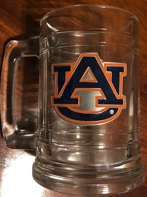 Auburn AU Glass Beer Mug - ESPN/Disney