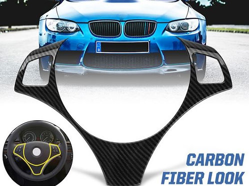 Carbon Fiber Steering Wheel  BMW 3 Series