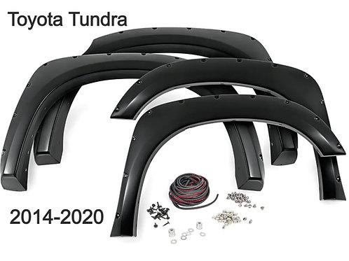 2014-2020 Toyota Tundra Fender Flares