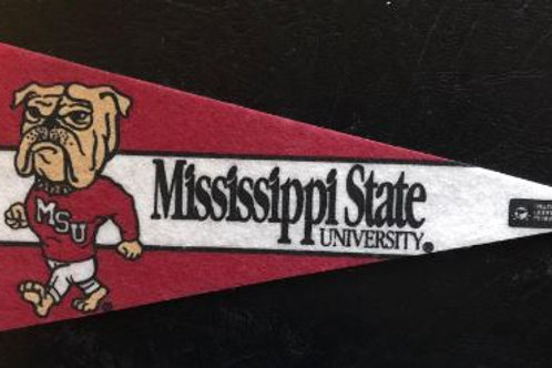 Mississippi State Mini-Pennant