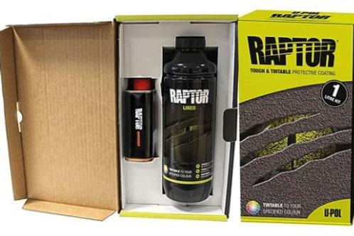 one bottle raptor liner kit