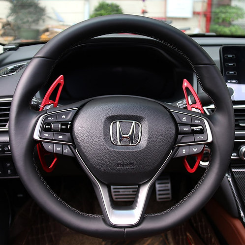 Honda Accord 10th Steering Wheel Shift Paddles Levers 2018 to 2020