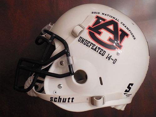 Auburn 2010 National Championship Helmet