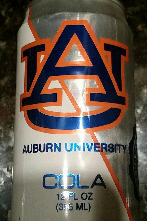 1993 Auburn Coke Can
