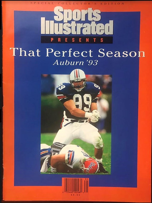 "Sports Illustrated ""THAT PERFECT SEASON"" Limited Edition"