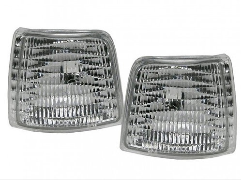 1992-1996 Ford Bronco Side Marker Light Pair For FO2551108