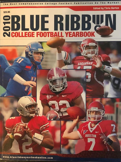 2010 Blue Ribbon College Football Yearbook