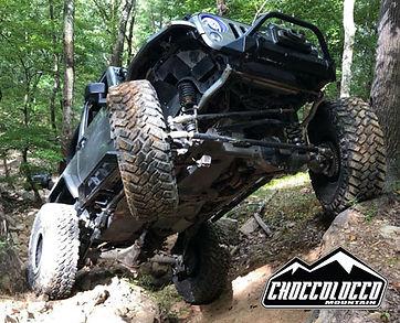 choccolocco rock crawling
