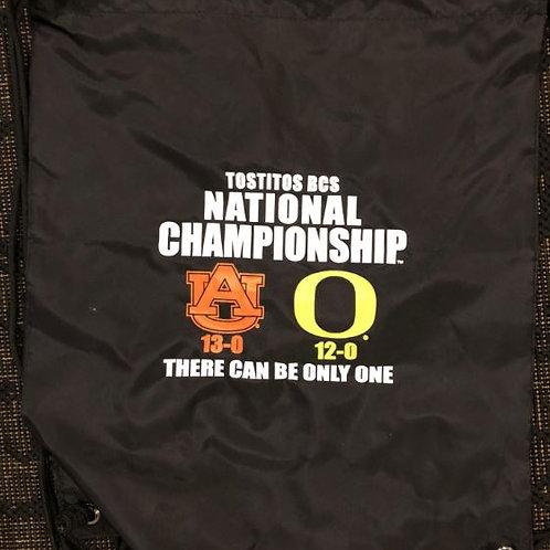 Auburn vs Oregon Collectors Backpack