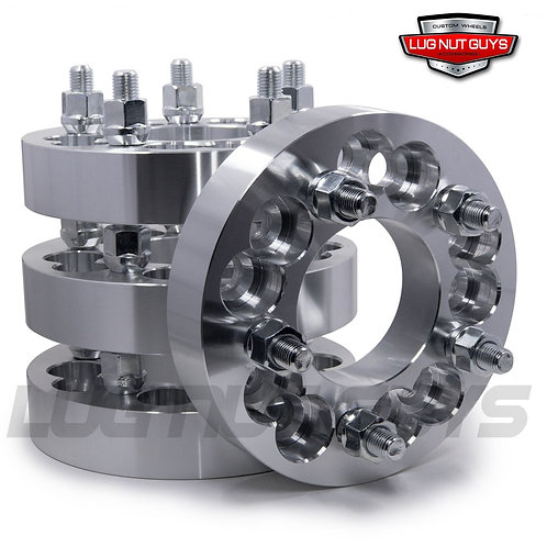 4 Wheel Spacer Adapters 5x4.5 or 5x4.75 To 5x110 | 1.25"
