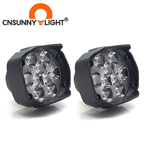 Truck or Jeep LED Work Headlight Working Driving Light Pod