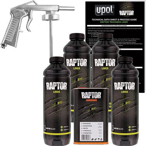 4 bottle raptor liner kit