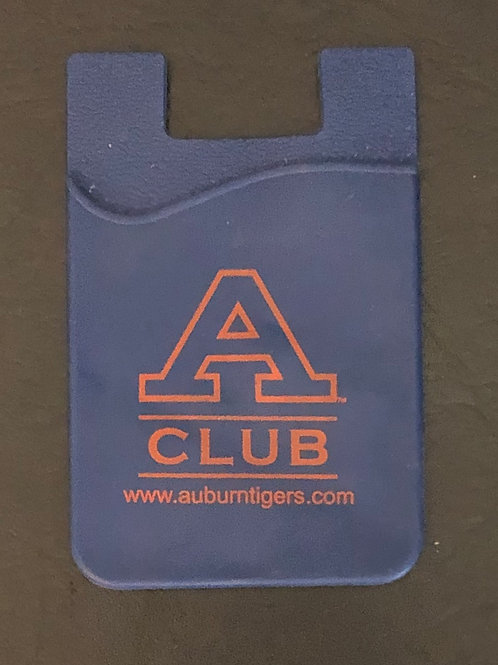AU Club Cell Phone Credit Card/Biz Cards Pocket