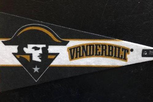 Vanderbilt Commodores Mini-Pennant