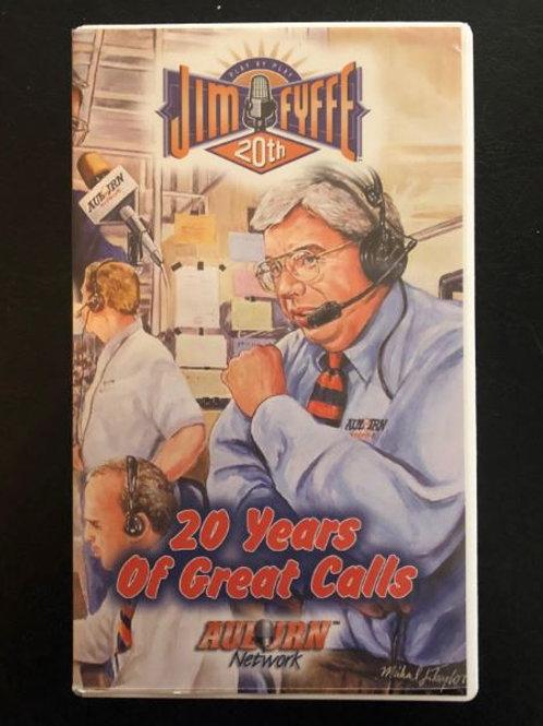 Jim Fyffe - 20 Years of Great Calls - Auburn Network