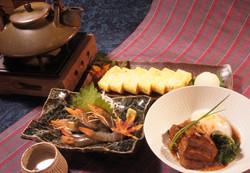 千代香、料理グループ
