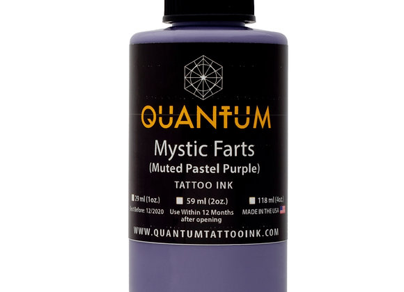 MYSTIC FARTS TATTOO INK