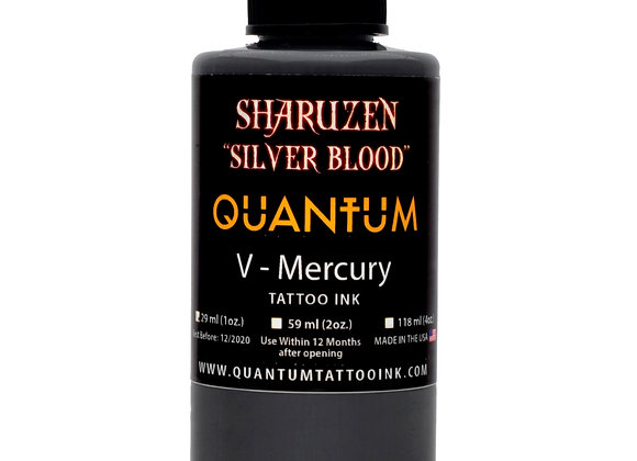SHARUZEN SILVER BLOOD V – MERCURY