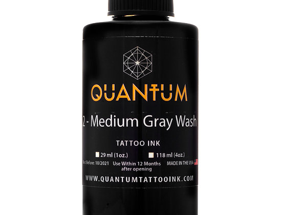 MEDIUM GRAY WASH TATTOO INK
