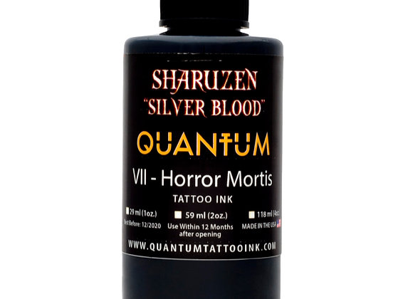 SHARUZEN SILVER BLOOD VII – HORROR MORTIS