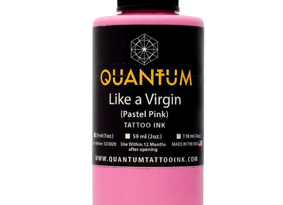 LIKE A VIRGIN TATTOO INK