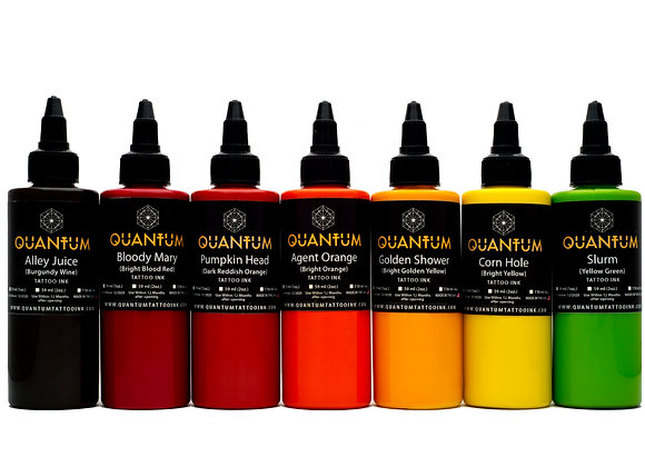 TATTOO INK SET 14 COLORS