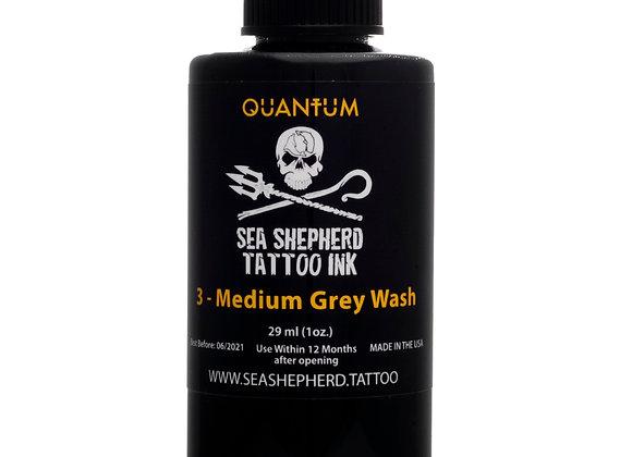 MEDIUM GREYWASH - SEA SHEPHERD TATTOO INK