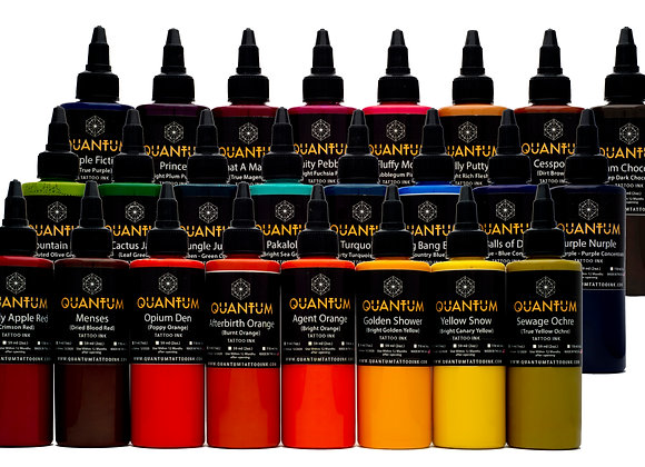 TATTOO INK SET 24 COLORS