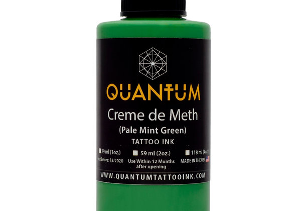 CREME DE METH TATTOO INK