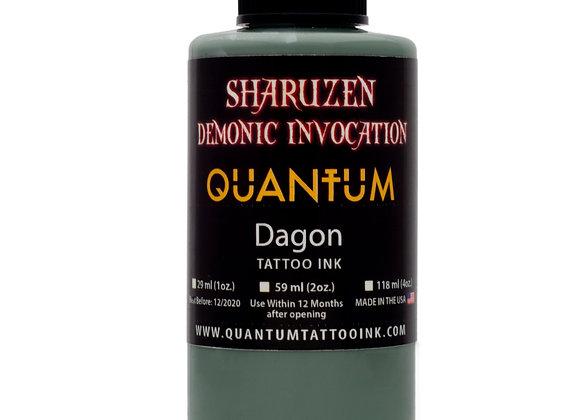 SHARUZEN DEMONIC INVOCATION - DAGON TATTOO INK