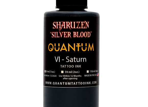 SHARUZEN SILVER BLOOD VI – SATURN