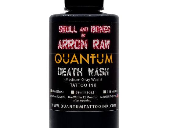 ARRON RAW SKULL & BONES INDIVIDUAL GREYWASH BOTTLES - MEDIUM