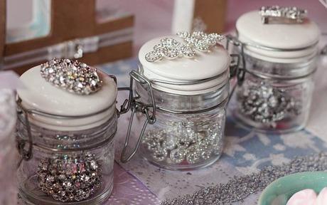 Embellished Jars
