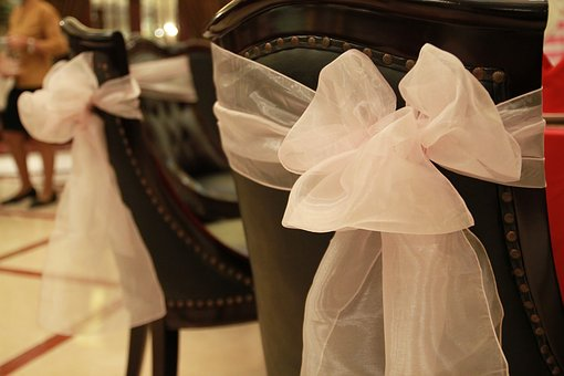 Organza Chair Sashes