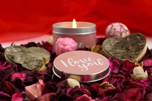 Tinned Personalised Candles