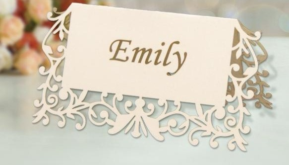 Die Cut Lace - Placeholder