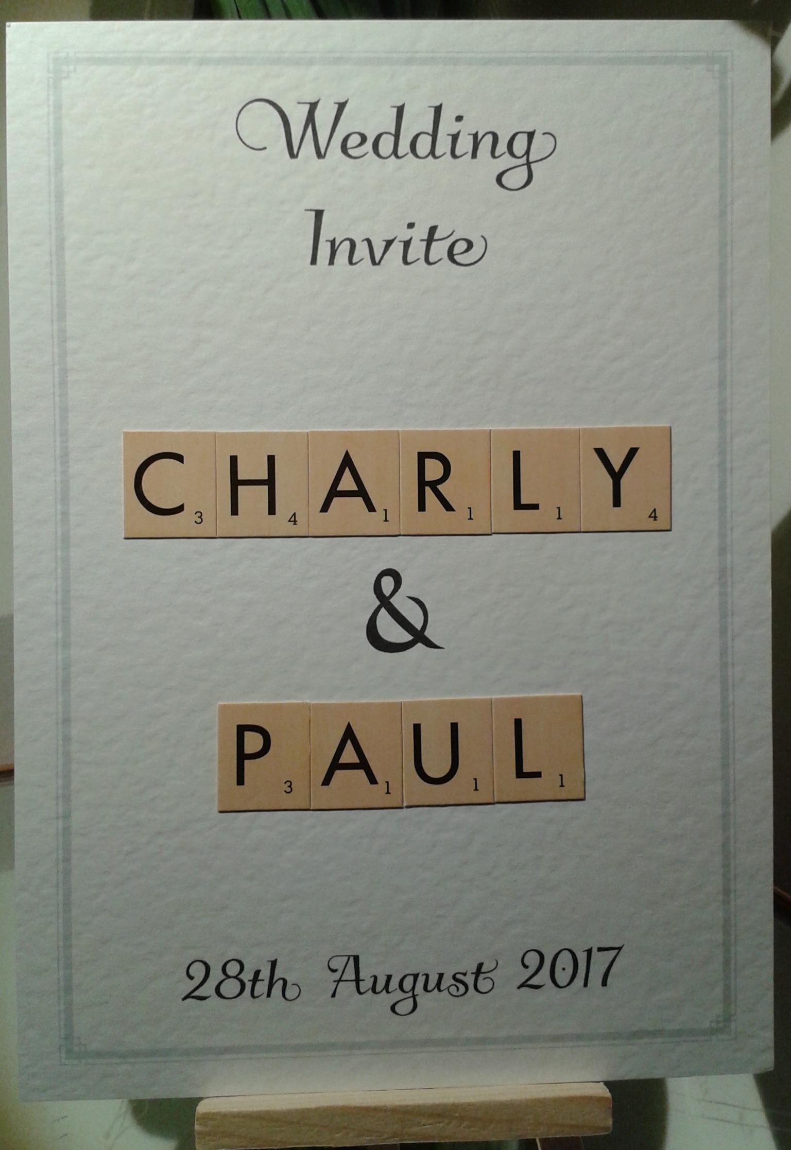 Platinum Range Invite