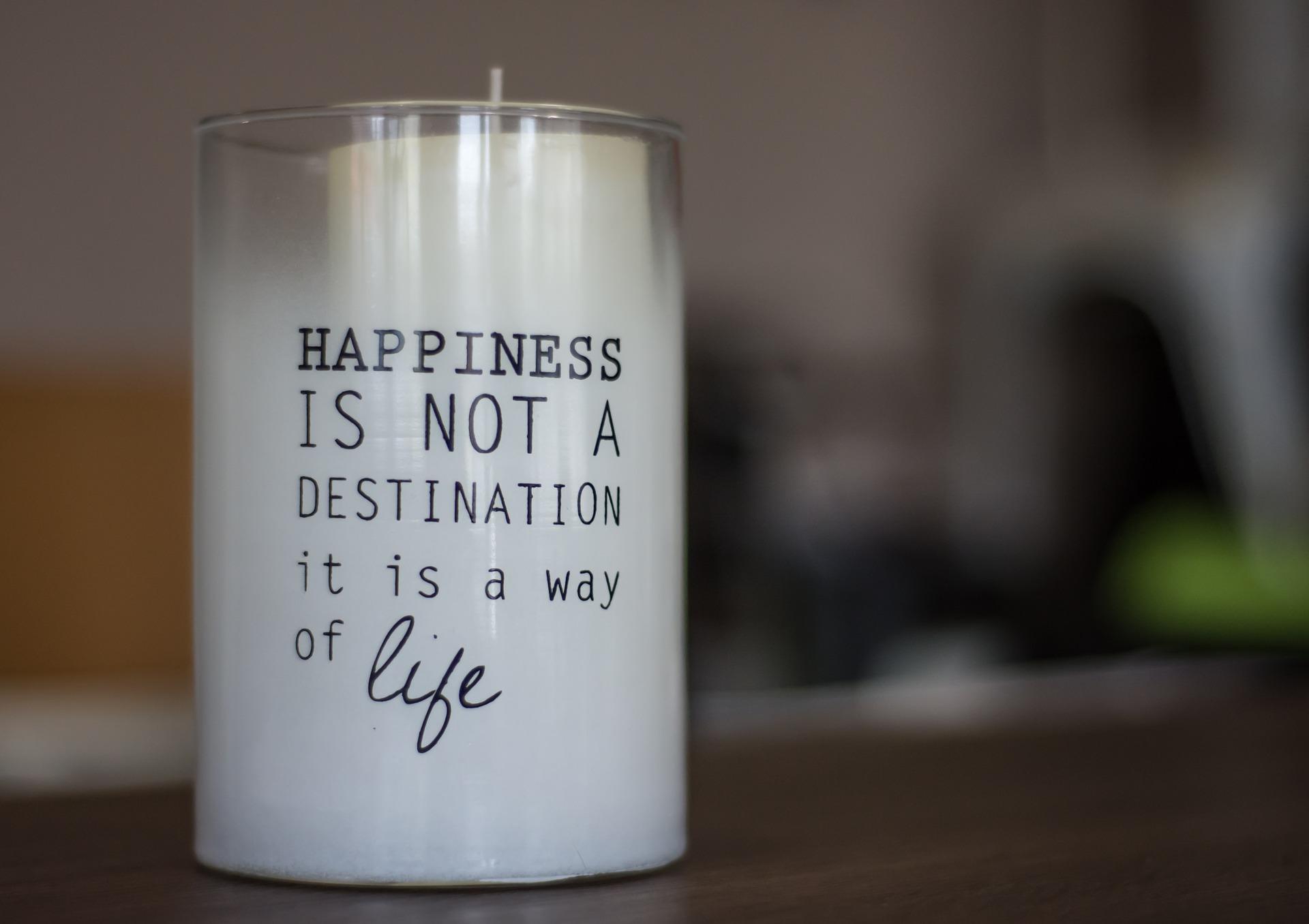 Verse Inscribed Candle Jars