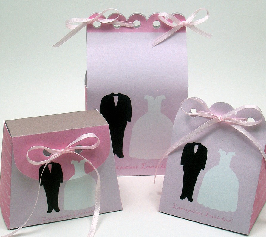 Bride & Groom Gift Boxes