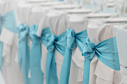 Silk Chair Sashes