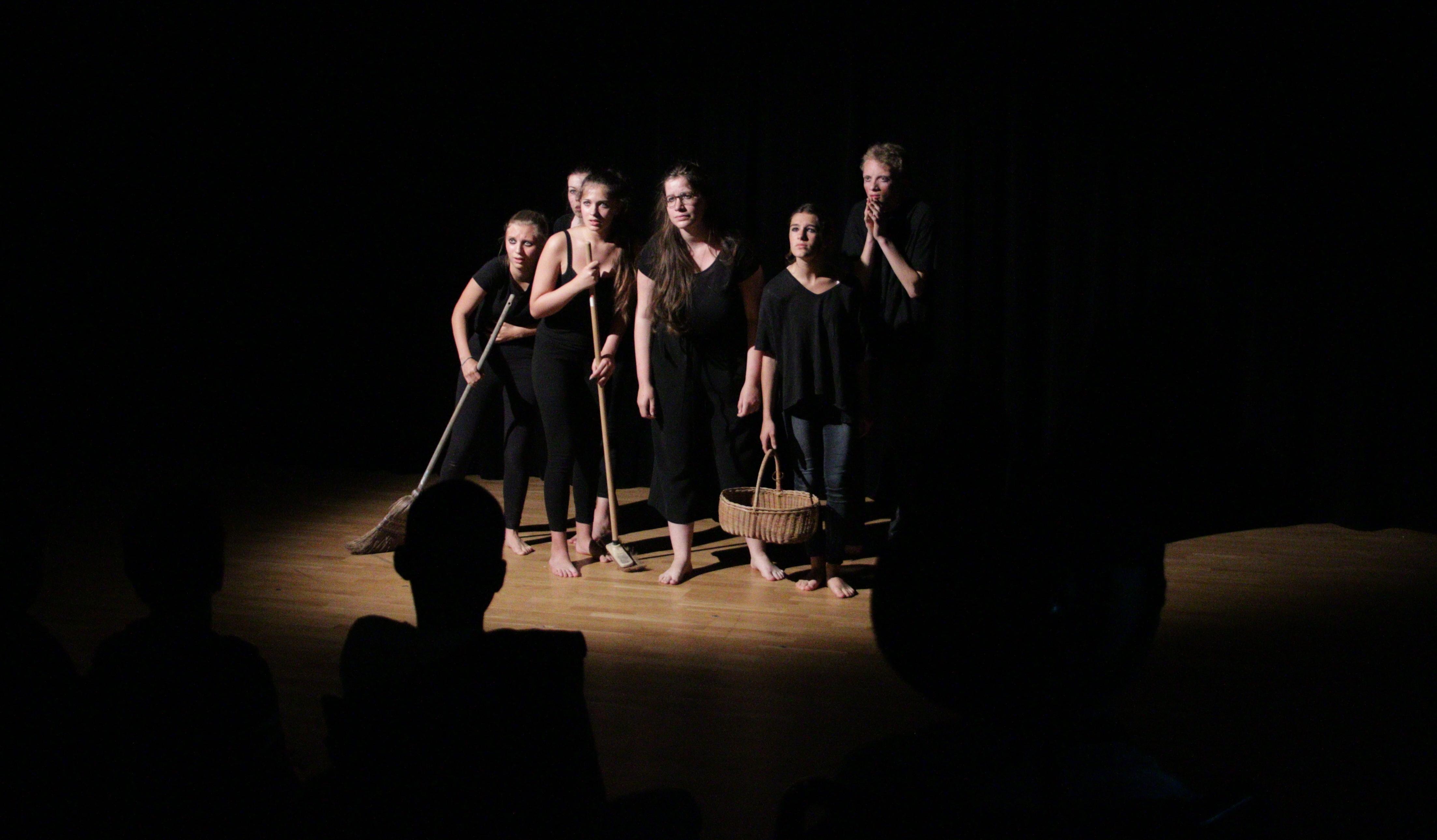 théâtre ados- Nantes