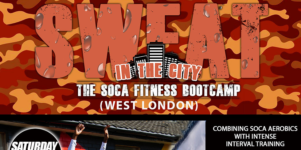 The Soca Fitness Bootcamp - Week 1 (West London)