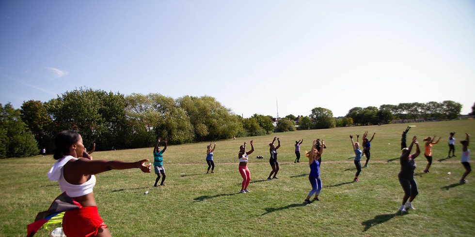 The Soca Fitness Bootcamp (West) Week 9