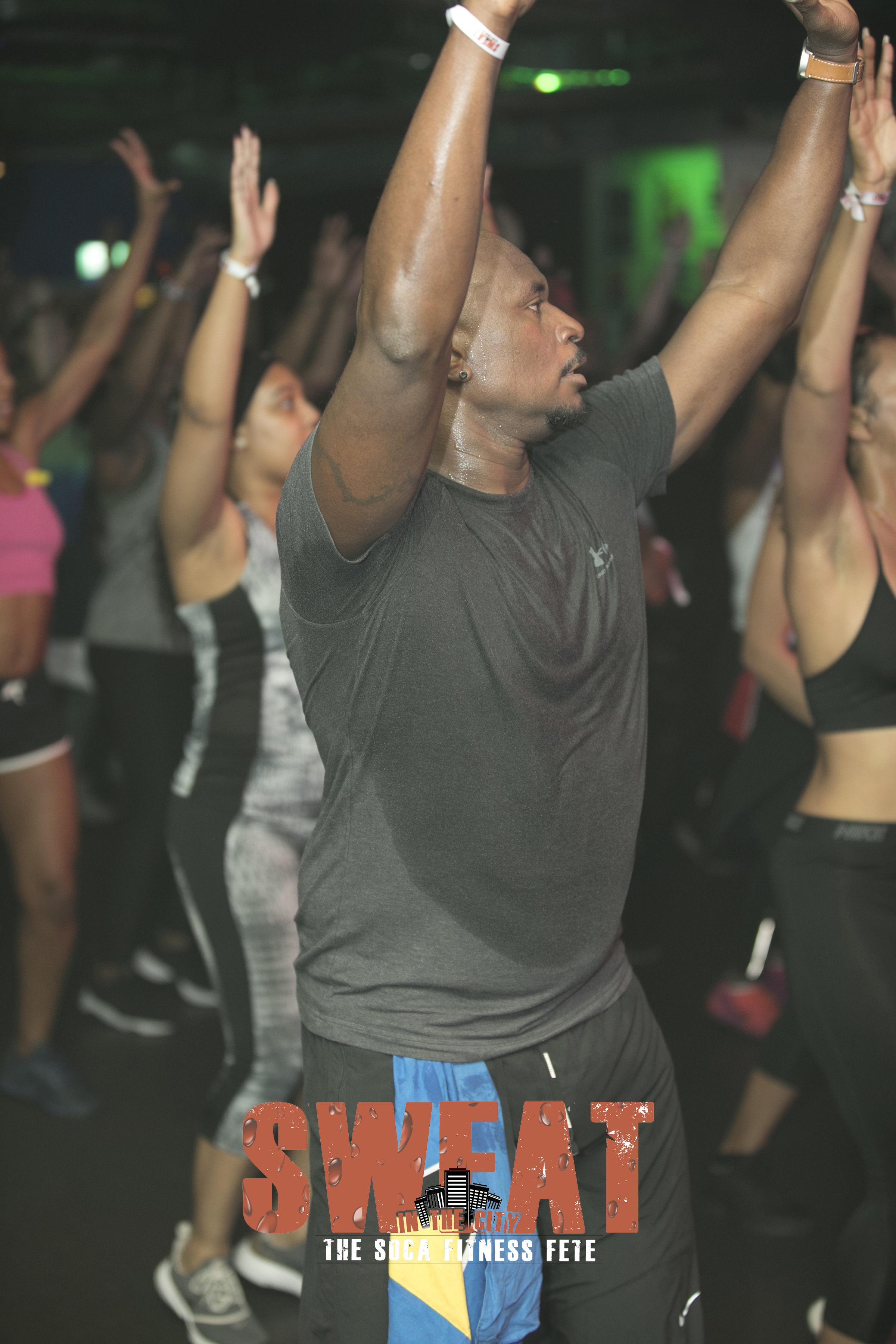 The Soca Fitness Fete V