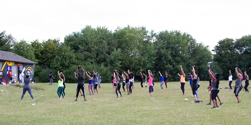 Soca Fitness Bootcamp - Week 5