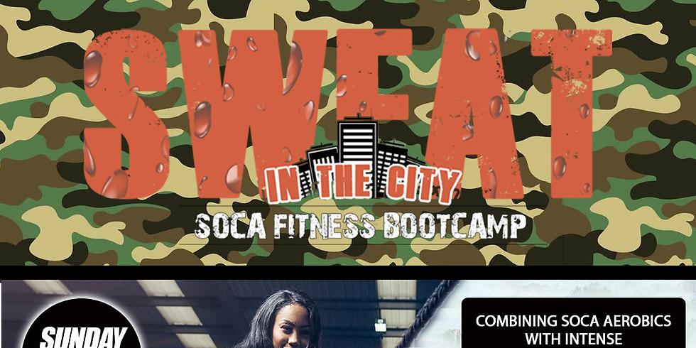 Soca Fitness Bootcamp - Week 1