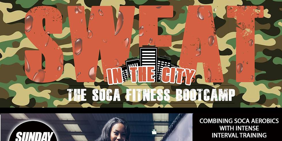 Soca Fitness Bootcamp - Week 3