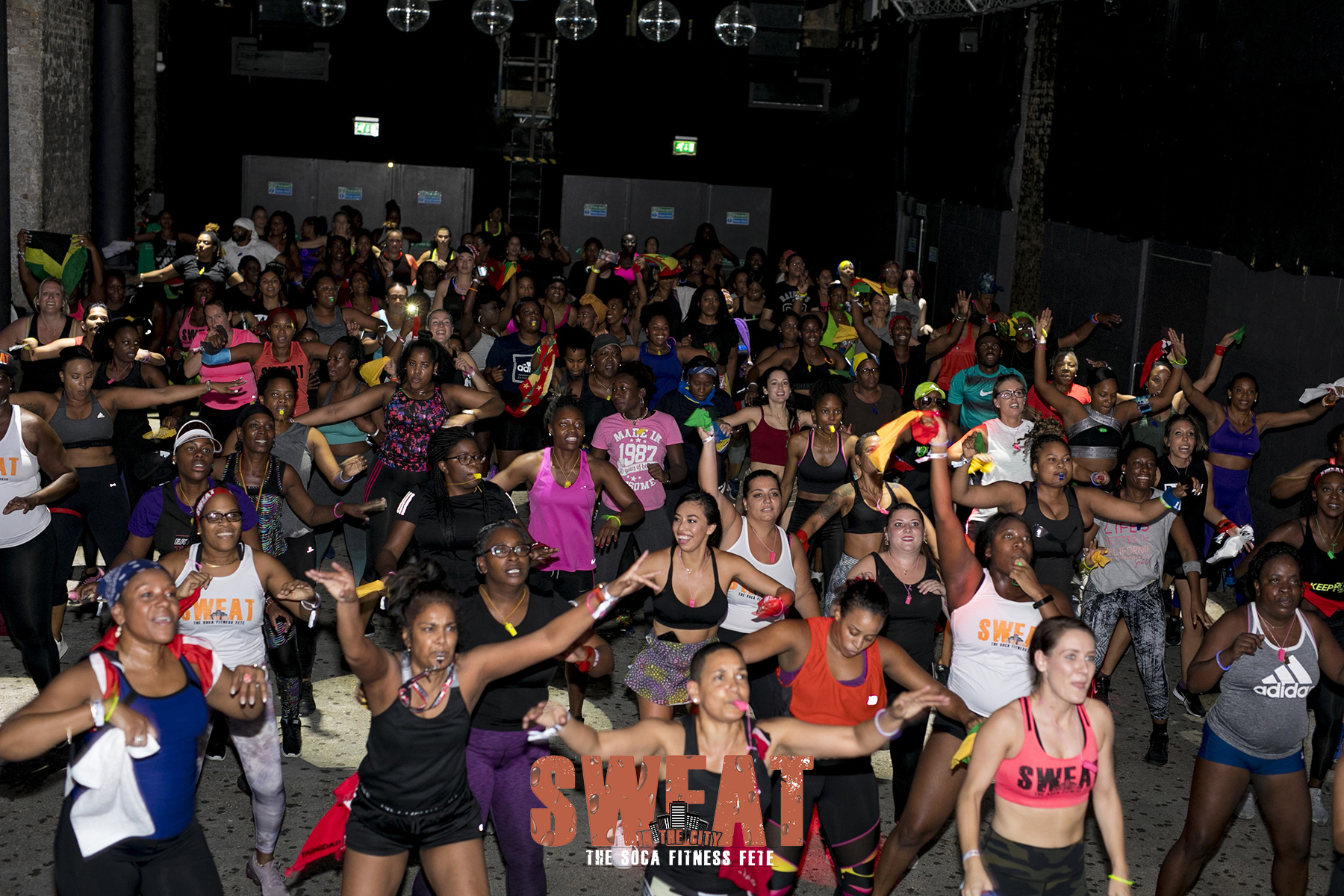The Soca Fitness Fete VII